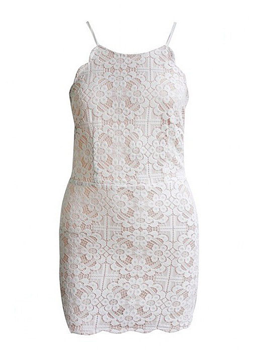 Nextshe spring summer fashion mini women dress lace print sexy backless strap cross bodycon pencil clubwear for lady