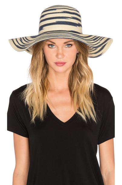 hat floppy hat cream