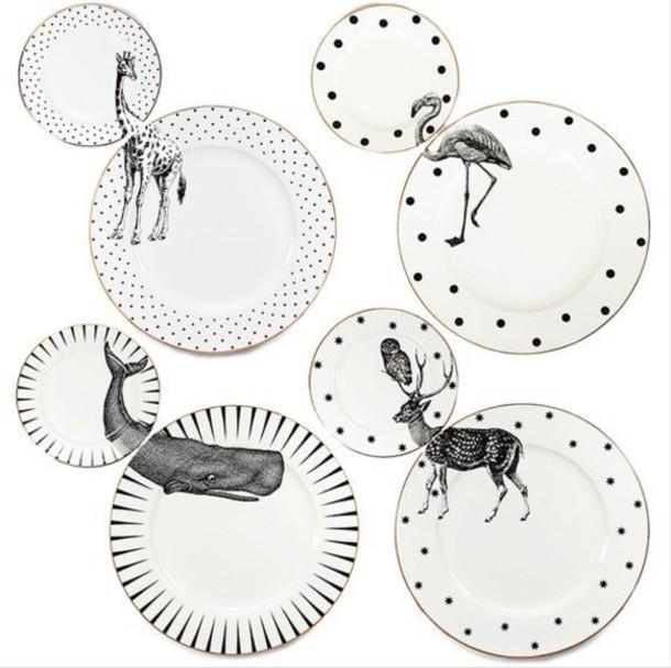 home accessory animal deer flamingo polka dots dinnerware valentines day gift idea sea creatures  sc 1 st  Wheretoget & Home accessory: animal deer flamingo polka dots dinnerware ...