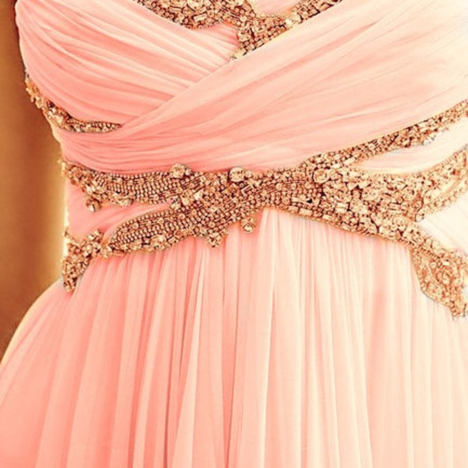 The best of light coral wheretoget for Pink and gold wedding dress