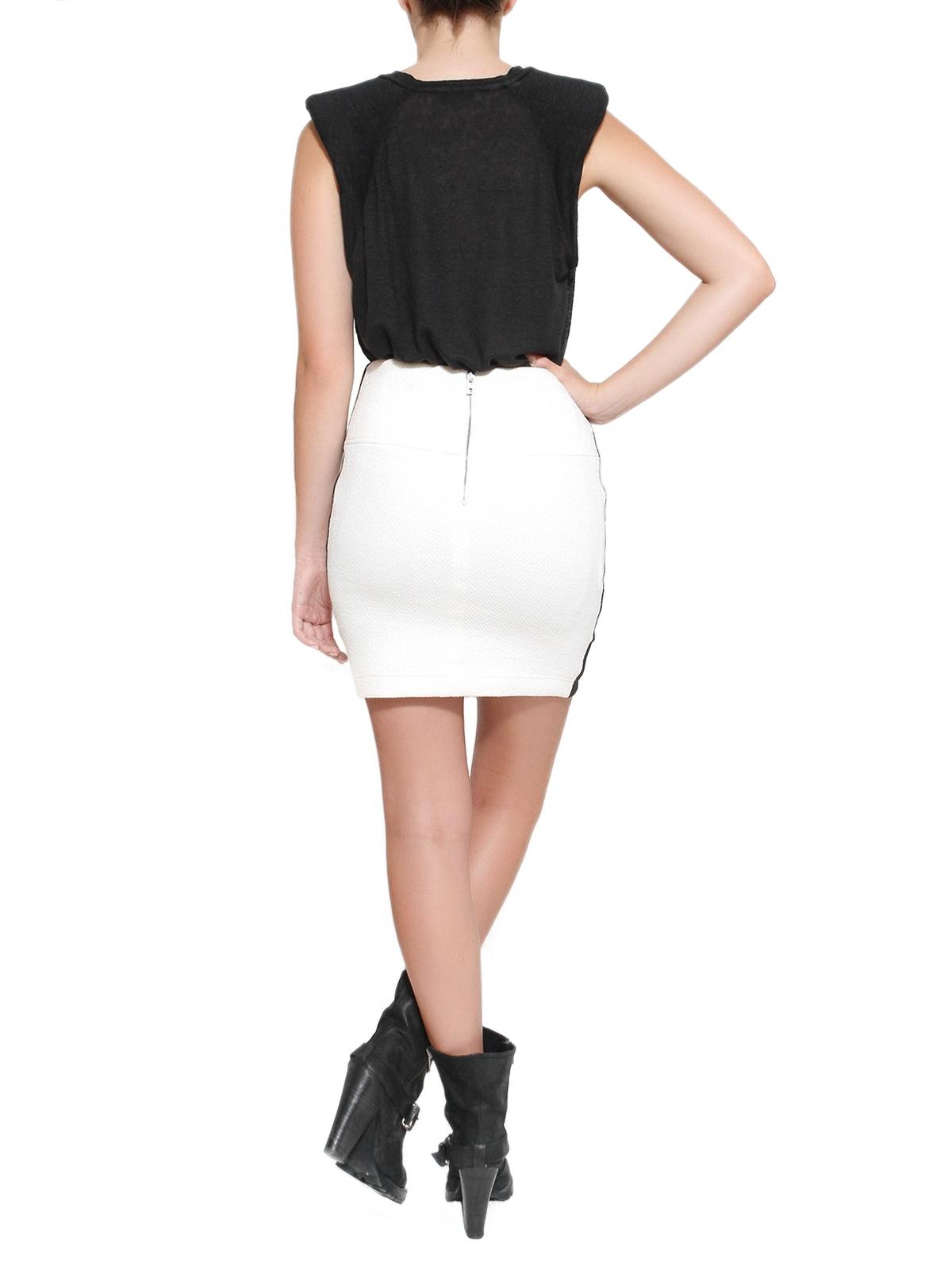 DAULA BLACK TOP | GIRISSIMA.COM - Collectible fashion to love and to last