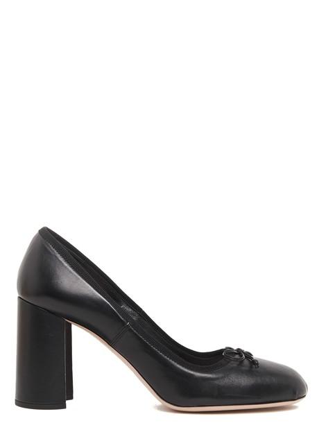 Miu Miu pumps black shoes