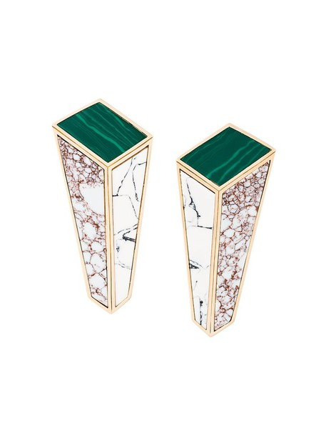 ESHVI women earrings gold jewels