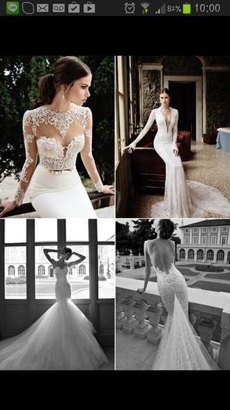 dress white dress long prom dress lace wedding dresses lace dress lace prom dress mermaid prom dresses mermaid wedding dresses sexy prom dresses sexy dress