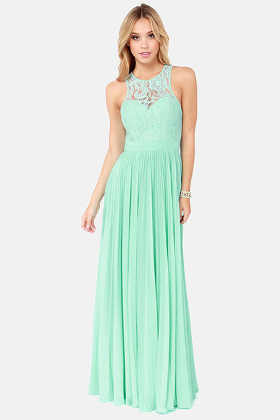 dress prom dress mint mint long long dress long prom dress maxi dress mint dress
