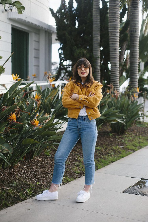 78b6ee0ad & Other Stories | Cropped Utilitarian Jacket | Washed Teal