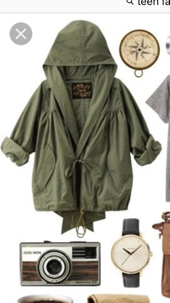 jacket green army green jacket army green