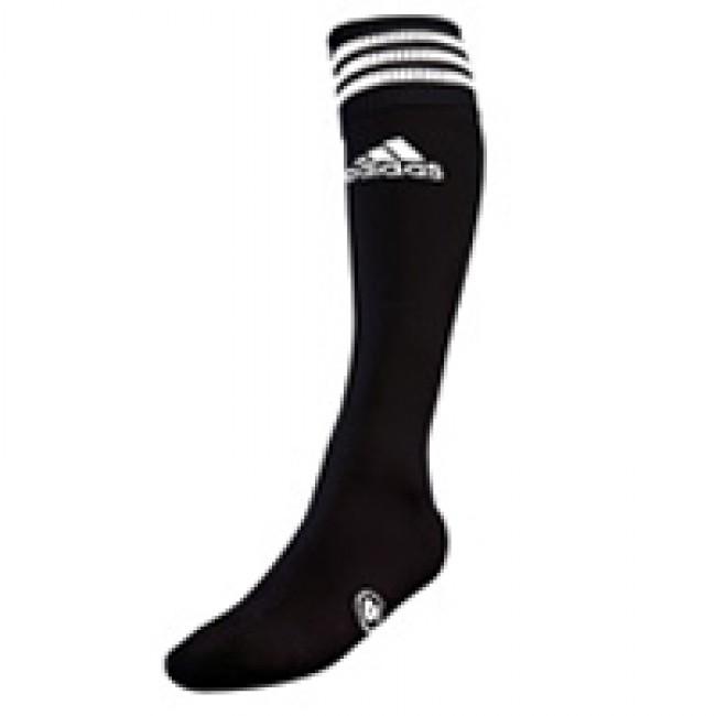 Adidas football socks (black/white) foot size 6.5