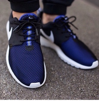 shoes nike shoes dark blue