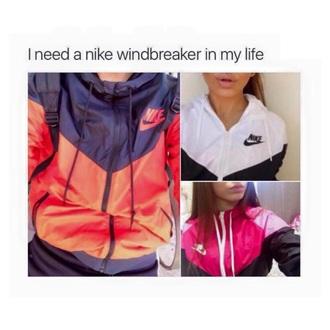 jacket nike nike windbreaker nike white black nike black pink nike black orange windbreaker nike jacket