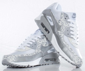 shoes nike air max 90 leopard print