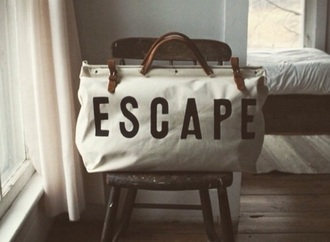 bag travel bag travel escape holidays big lifestyle hipster duffle bag canvas bag tote bag