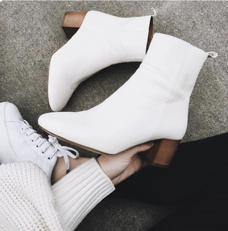 shoes heels white wood cute leather