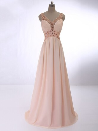 dress prom prom dress pastel pastel pink crystal pretty love lovely cute cute dress fashion stylish style sexy sexy dress trendy girly long long dress maxi maxi dress fabulous gorgeous beautiful vogue wow cool amazing sweet summer princess dress long prom dress special occasion dress dressofgirl bridesmaid