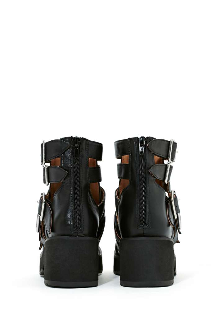 Jeffrey Campbell Myles Boot | Shop Sale at Nasty Gal