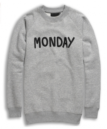 Lazy Oaf | Lazy Oaf | Monday Sweatshirt