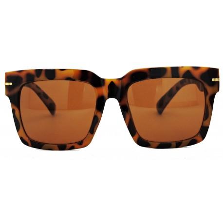 Oversized square frame fashion women sunglasses for $9.99