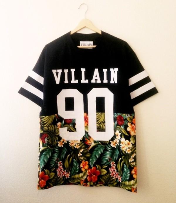 shirt black dope