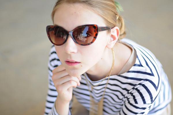924af98f20 Elizabeth and James Lafayette Cat Eye Sunglasses