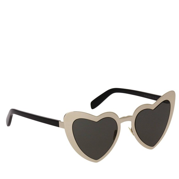 Saint Laurent women sunglasses gold