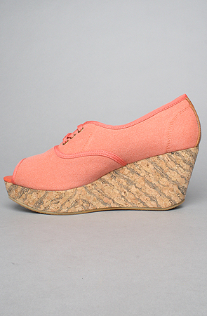 The bonnie wedge in brick by 80