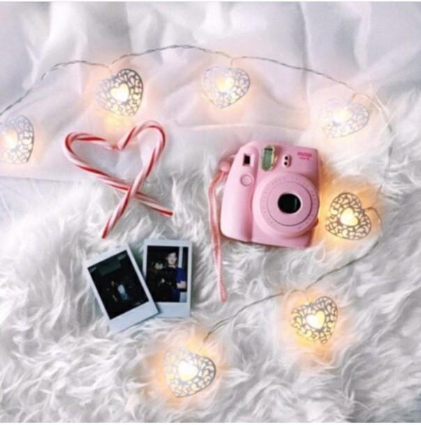 Home accessory 12x lights lights heart home decor