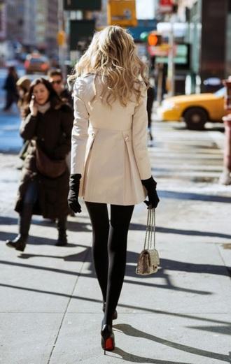 coat celebrity style trench coat