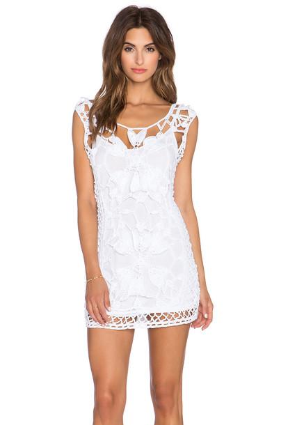 Anna Kosturova dress white