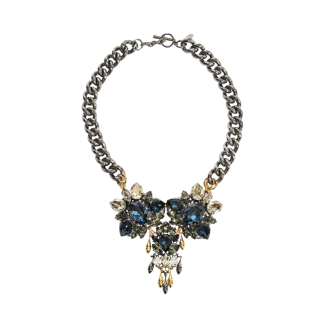Collier Tripple Cluster - Anton Heunis -Monnier Frères