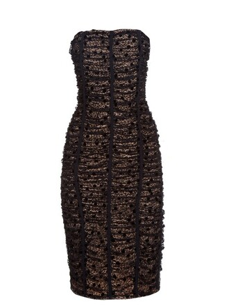 dress strapless dress strapless lace black