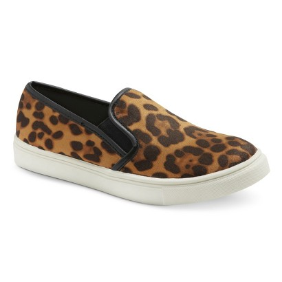 Women's Mossimo Supply Co. Dedra Flat - Animal Print