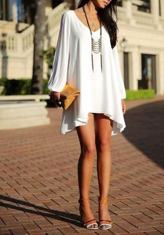 dress graduation dress white dress summer dress casual