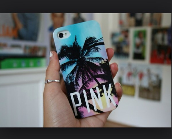 phone cover phone cover pink by victorias secret