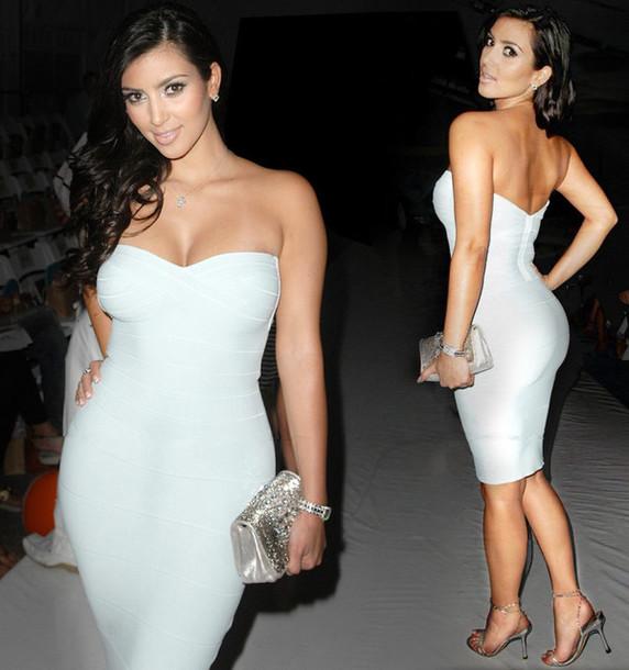 32bd686891 dress white white dress white dress bandage dress bandage bandage dress  summer summer dress summer dress