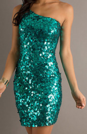 dress,sequins,turquoise sequin,turquoise