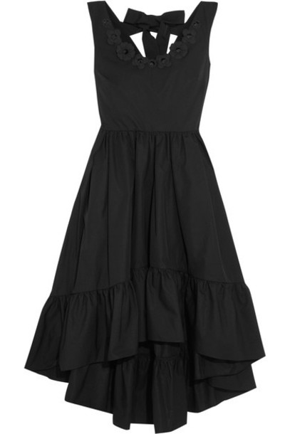 Fendi dress midi dress midi cotton black
