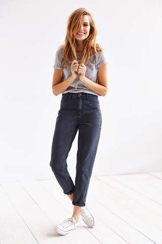 jeans denim mom jeans urban outfitters
