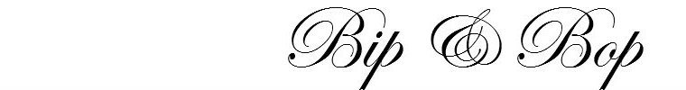 Bip & Bop by BipAndBop on Etsy