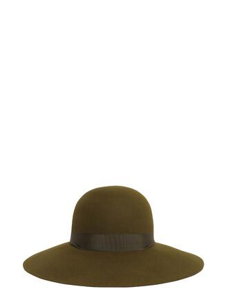 hat felt hat