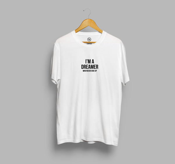 T shirt quote on it simple tee text tee text on shirt for How to put designs on t shirts