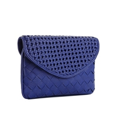 Urban Expressions Beau Woven Clutch | DSW