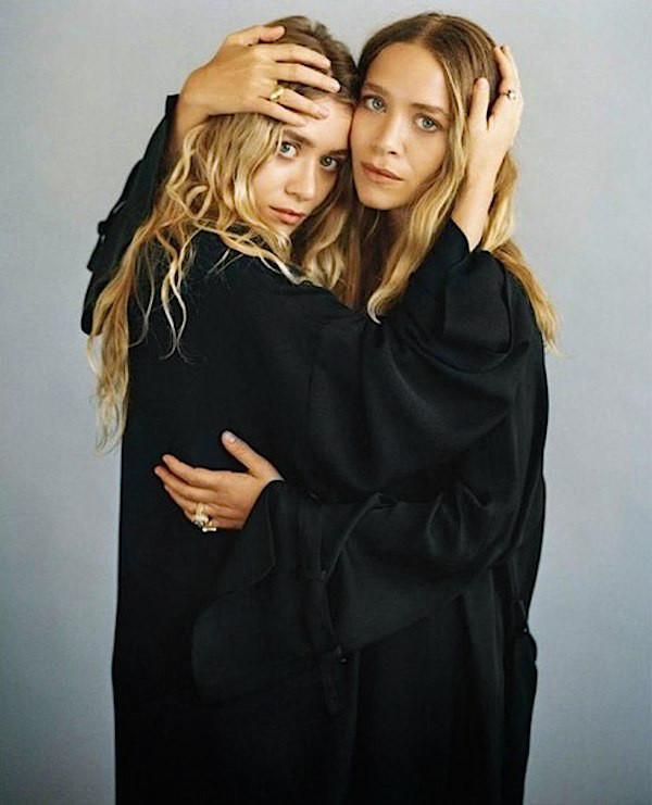 olsen sisters blogger
