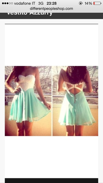 skirt style tiffany blue dress mini skirt fashion dress outfit tumblr skirt