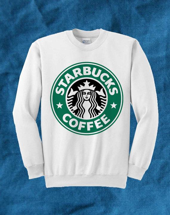starbucks sweater unisex