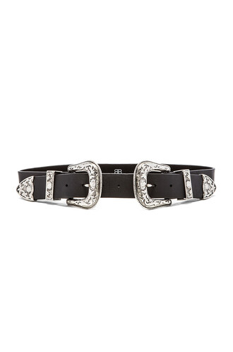belt waist belt black