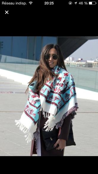 scarf aztec