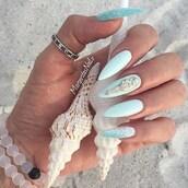 nail accessories,nails,nail art,nail polish,blue polish,nail charms,nail charm,sterling silver,silver nail charm,silver charm,scepter,alleycat nails,alleycat jewelry,nail jewelry,nail jewellery,nail fashion,fashion,summer nails,beach nails,vacation nails,nail jewels,beach,nail veils,nail lacquer,3d nail art,reusable nail jewelry,nail shields