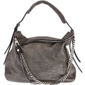 bag,grey,chain,chain bag