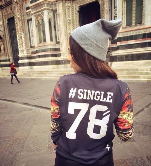 sweater single 78 pull black swag dope urban streetwear beanie shirt jacket white black. t-shirt flower flowers