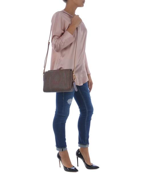 ETRO bag shoulder bag multicolor